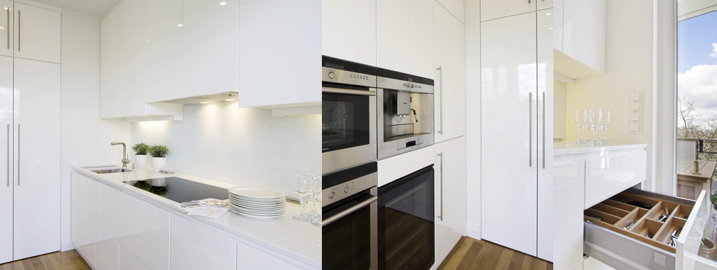 Marlies Ellen Labod :: Innenarchitektin :: Küchen